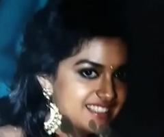 Keerthi suresh cum tribute grousing and cum fascial for keerthi
