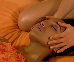 A Complacent Massage By Lesbian Colleagues