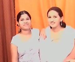 Sanjana be aware lesbian sex with two girls- Desimasala.co