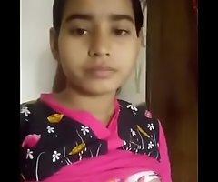 Indian Girl friend show boobs online cam small talk