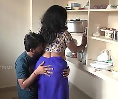 Indian mother added to son romance in larder