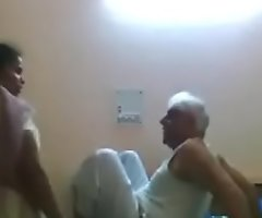 Indian Old Couples Enjoying Sex