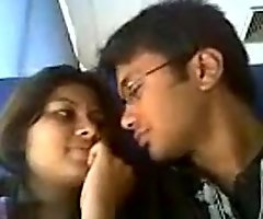 Indian lovers sexy lip kiss