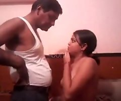 sexy indian lady about full-grown person