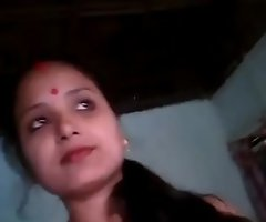 Assamese Wife cheating Santana from Boko