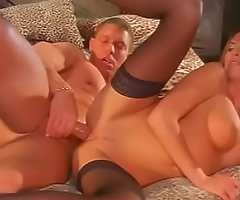 Lusty Angel slut receives creamy load all forsake more upstairs after deepthroating