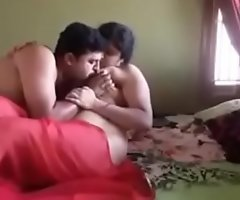 desi tution teacher dealings encircling wife close by home