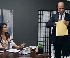Kajol screwed in office by her staff member - desi porno